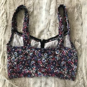 7b6dd6a264437c Mudd Intimates   Sleepwear - Floral print bralette with front hook  enclosures